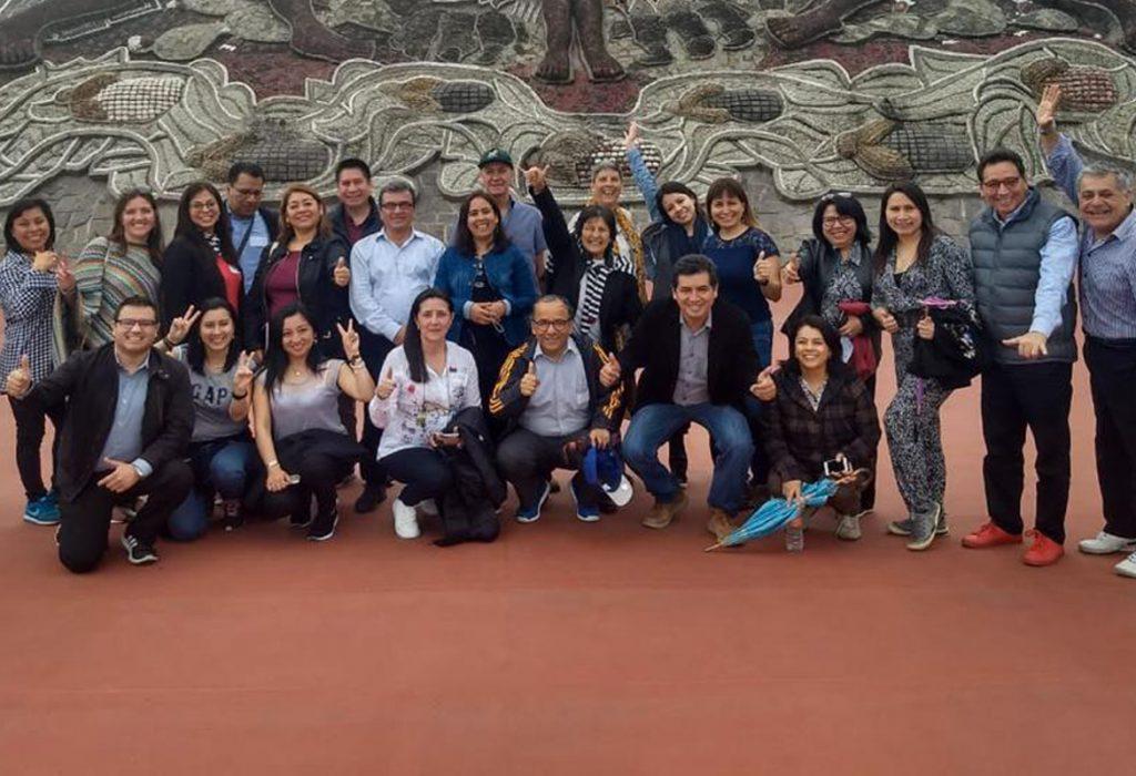 EPGUTP desarrolla Convenio Interinstitucional en la UNAM – México con estudiantes de sus maestrías.