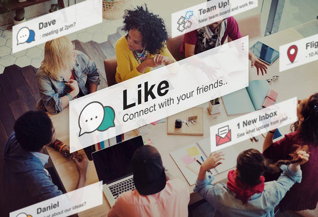 Transformación digital en redes sociales para negocios