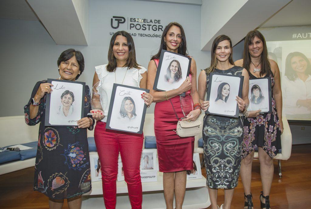 """""""Noche de autoras"""": 5 mujeres exitosas toman la palabra."""